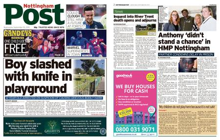 Nottingham Post – September 18, 2019