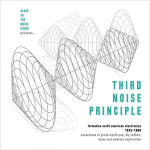 VA - Third Noise Principle: Formative North American Electronica 1975-1984 (2019)