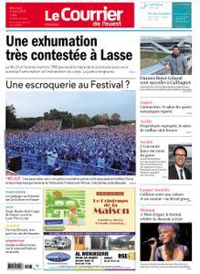Le Courrier de l'Ouest Angers – 04 mars 2020