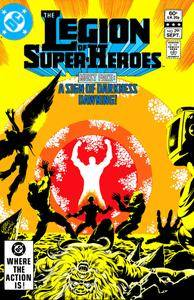 Legion of Super-Heroes 291 hybrid