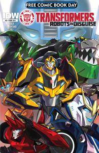 Transformers Robots In Disguise 000 FCBD2015 Digital