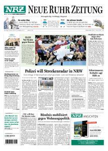 NRZ Neue Ruhr Zeitung Essen-Postausgabe - 15. Januar 2019