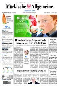 Märkische Allgemeine Prignitz Kurier - 25. September 2018