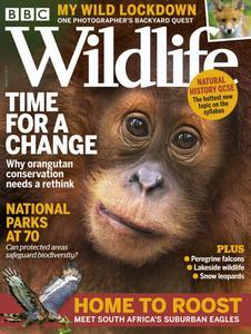 BBC Wildlife - April 2021