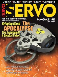 Servo Magazine - Issue 1 2020