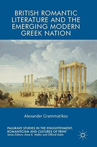 British Romantic Literature and the Emerging Modern Greek Nation