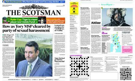The Scotsman – September 25, 2018