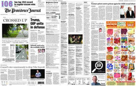 The Providence Journal – September 25, 2018