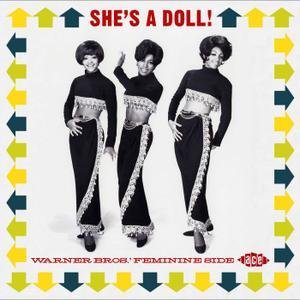 VA - Shes A Doll (2018)