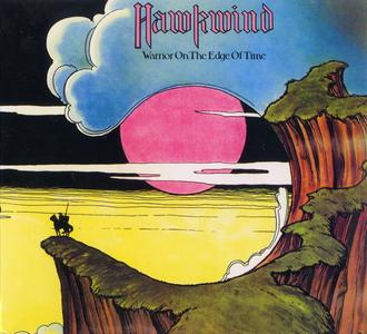 Hawkwind - Warrior On The Edge Of Time (1975) {2001 Rock Fever Music}