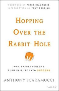 Hopping over the Rabbit Hole: How Entrepreneurs Turn Failure into Success (repost)