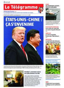 Le Télégramme Brest Abers Iroise – 08 août 2019