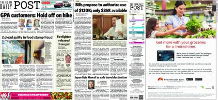 The Guam Daily Post – July 29, 2020