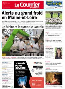 Le Courrier de l'Ouest Cholet – 10 février 2021