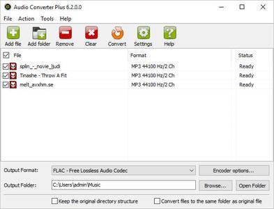 Abyssmedia Audio Converter Plus 6.2.0.0
