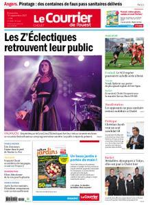 Le Courrier de l'Ouest Cholet – 12 septembre 2021