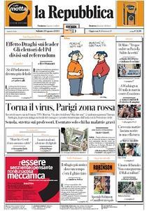 la Repubblica - 29 Agosto 2020
