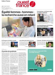 Ouest-France Édition France – 07 mars 2020