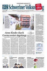Schweriner Volkszeitung Hagenower Kreisblatt - 30. März 2020