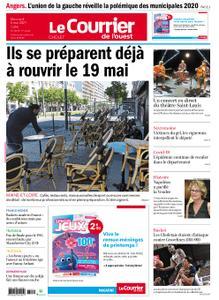 Le Courrier de l'Ouest Cholet – 05 mai 2021