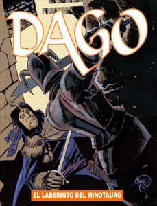 Dago - Tomo 96 - El laberinto del minotauro