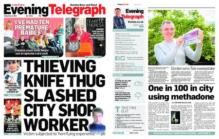 Evening Telegraph Late Edition – May 24, 2019