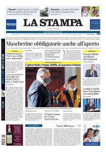 La Stampa Torino Provincia e Canavese - 2 Ottobre 2020