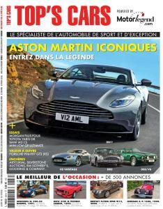 Top's Cars - Janvier 2021