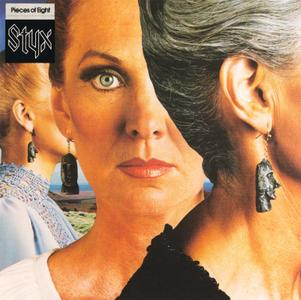 Styx - Pieces Of Eight (1978) {1987, Reissue}
