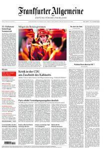 Frankfurter Allgemeine Zeitung F.A.Z. - 09. Februar 2018