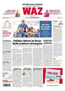 WAZ Westdeutsche Allgemeine Zeitung Oberhausen-Sterkrade - 07. Mai 2018