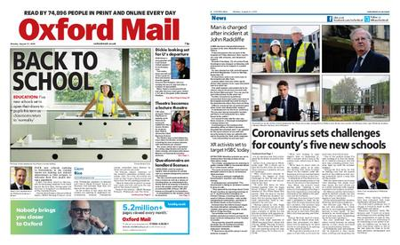 Oxford Mail – August 31, 2020