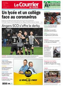 Le Courrier de l'Ouest Angers – 08 mars 2020