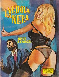 La Vedova Nera - Volume 3 - Devi Starci!