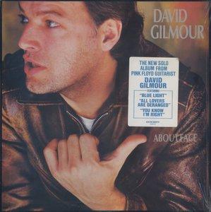 David Gilmour - About Face (1984) Original US Pressing - LP/FLAC In 24bit/96kHz