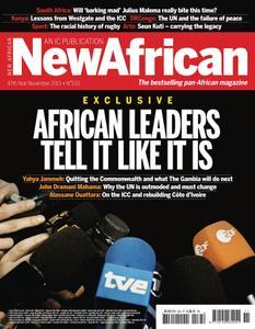 New African - November 2013