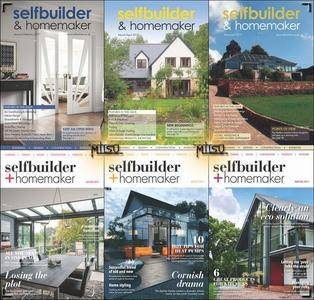 Selfbuilder & Homemaker - Full Year 2017 Issues Collection