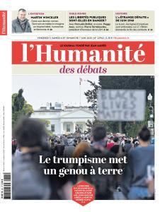 L'Humanite - 5 Juin 2020