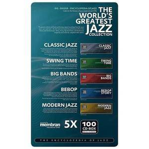 VA - World's Greatest Jazz Collection - The Encyclopedia of Jazz [Box Set 500CDs] (2008)