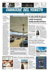 Corriere del Veneto Vicenza e Bassano - 8 Maggio 2018