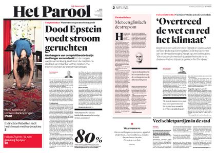 Het Parool – 12 augustus 2019
