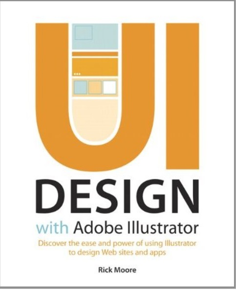 UI Design with Adobe Illustrator: Discover the ease and power of using Illustrator to design Web sites and apps [Repost]