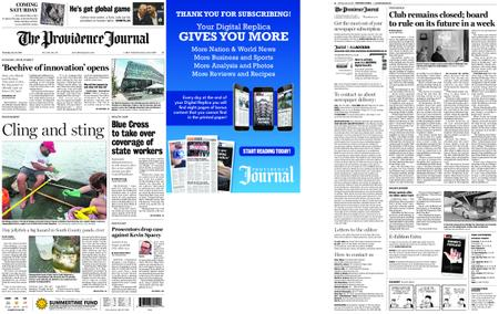 The Providence Journal – July 18, 2019