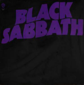 Black Sabbath - Master Of Reality (1971) Warner Bros. Records/BS 2562 - US Pressing - LP/FLAC In 24bit/96kHz