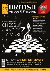 British Chess Magazine - September 2021