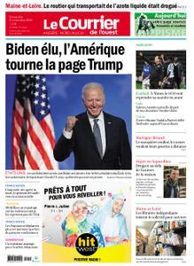 Le Courrier de l'Ouest Angers – 08 novembre 2020