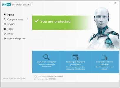 ESET NOD32 Antivirus / Internet Security 11.0.144.0