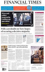 Financial Times UK – 12 December 2019