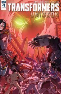 Transformers-Unicron 004 2018 digital Knight Ripper