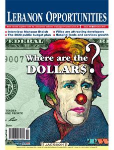 Lebanon Opportunities - October 2019